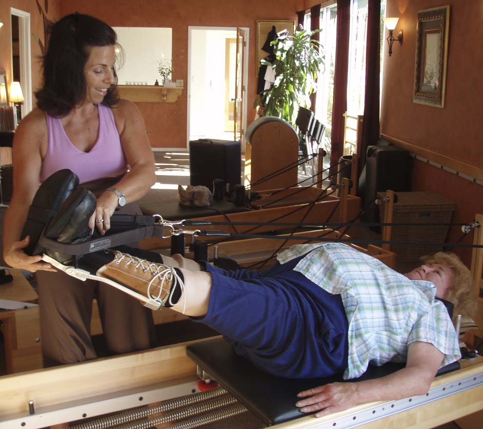 therapilates: physical therapy